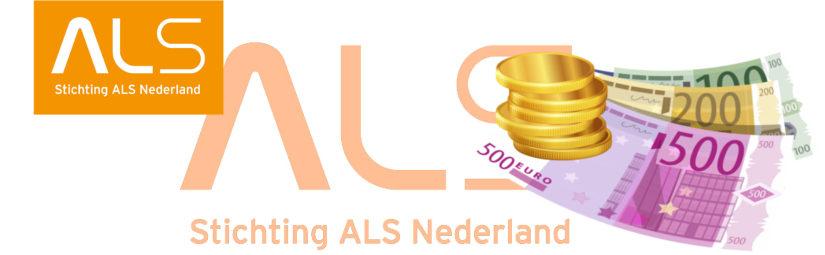 Donatie stichting ALS